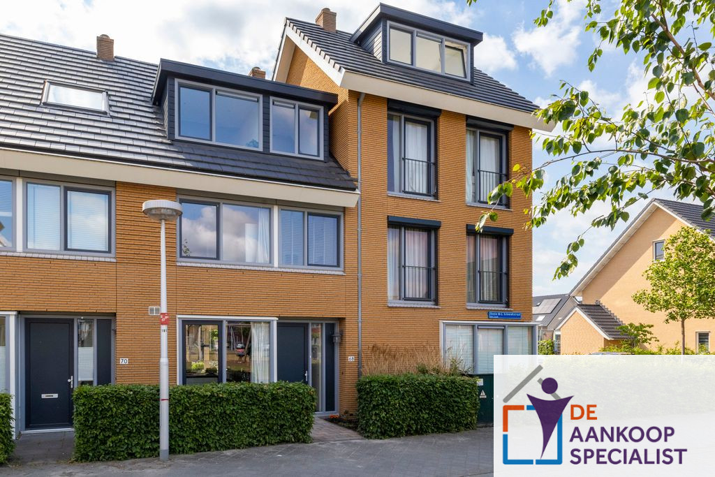 Annie M.G. Schmidtstraat 68 Utrecht