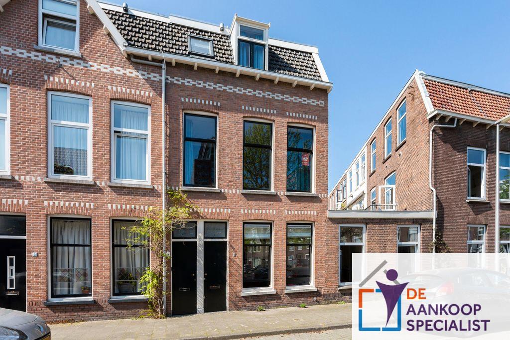 De Wetstraat 1 Utrecht